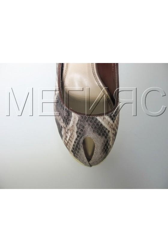 Дамски обувки vivi12-823brn