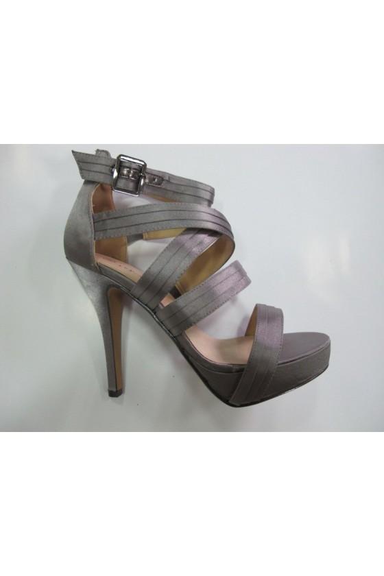 Дамски обувки jeni11-94dk.silver.saten