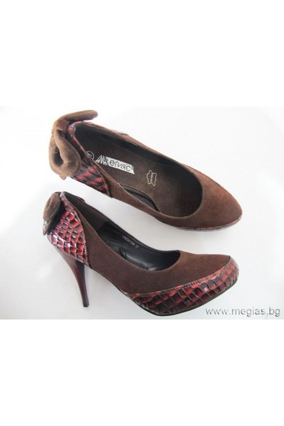 Дамски обувки linda1154brn