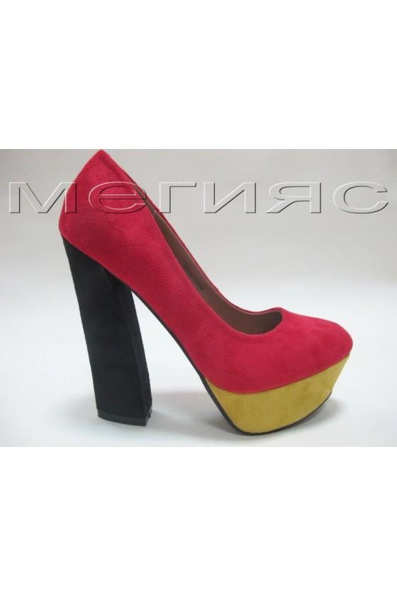 Дамски обувки Sandy 13-1298 red