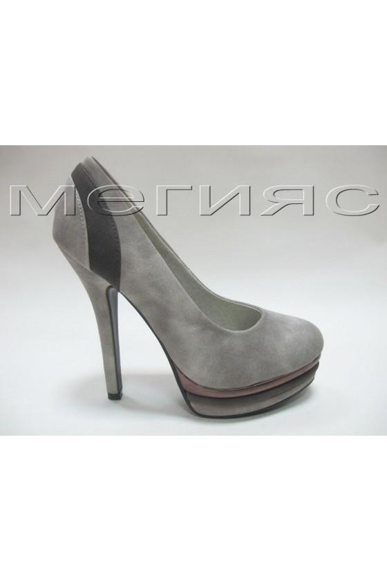 Дамски обувки Vivi 13-1312 grey