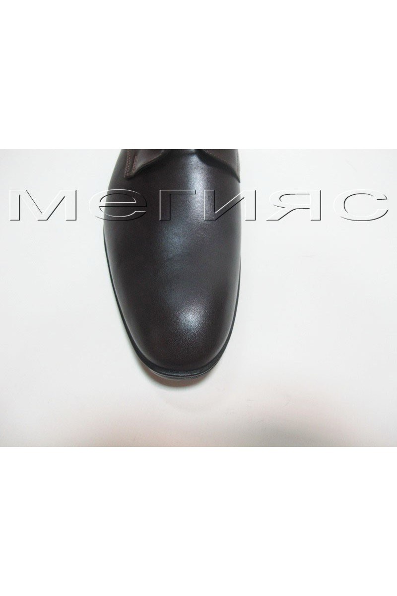 Мъжки обувки кафяви естествена кожа 10800