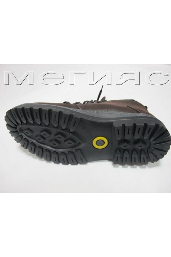 myj.bota Fant260 brown nabuk estestvena koja