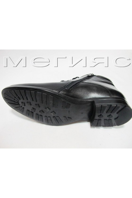 myj.bota Fant.2102 black estestvena koja