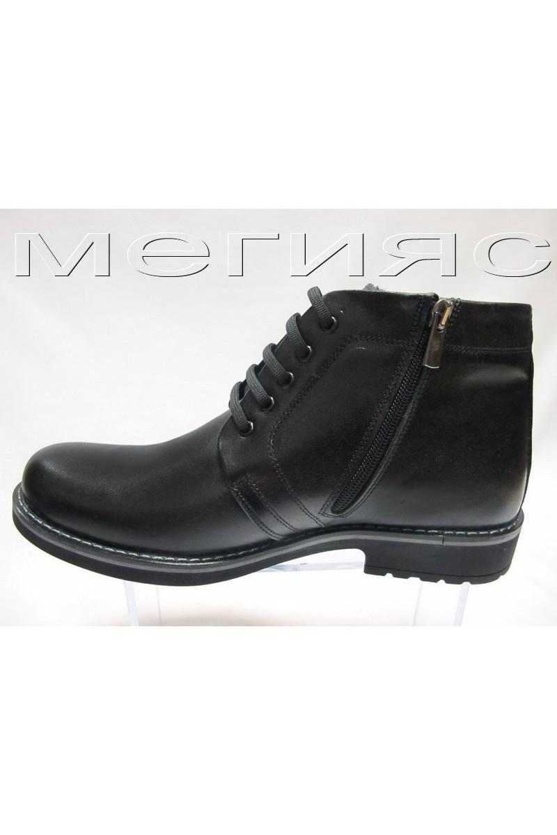 myj.bota Fant.2601 black estestvena koja