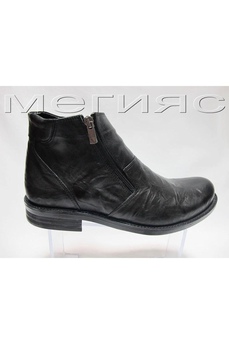myj.bota Fant.4149 black estestvena koja