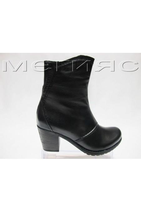 dam.bota 137 black estestvena koja