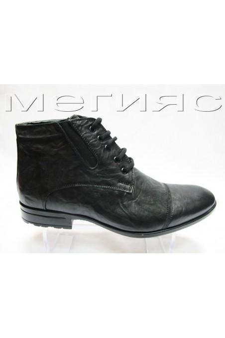 myj.bota Fant.2103 black estestvena koja