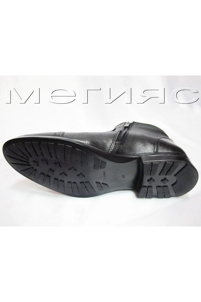 myj.bota Fant.2100 black estestvena koja