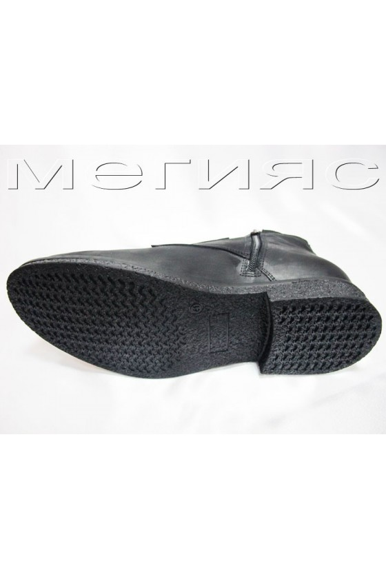 myj.bota Fant.2300 black-nabuk estestvena koja