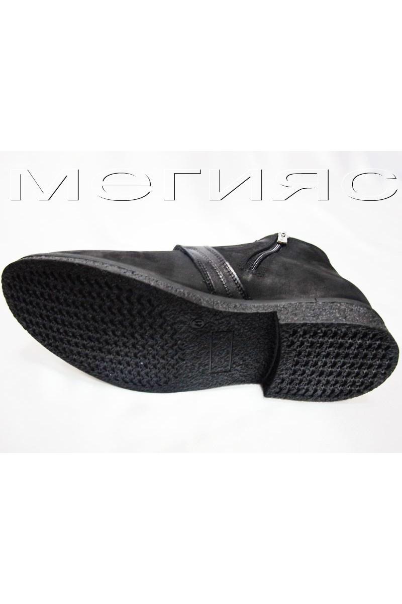 myj.bota Fant.2302 black-nabuk estestvena koja