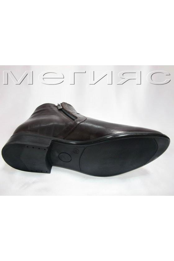 myj.bota Fant.2504 brown estestvena koja