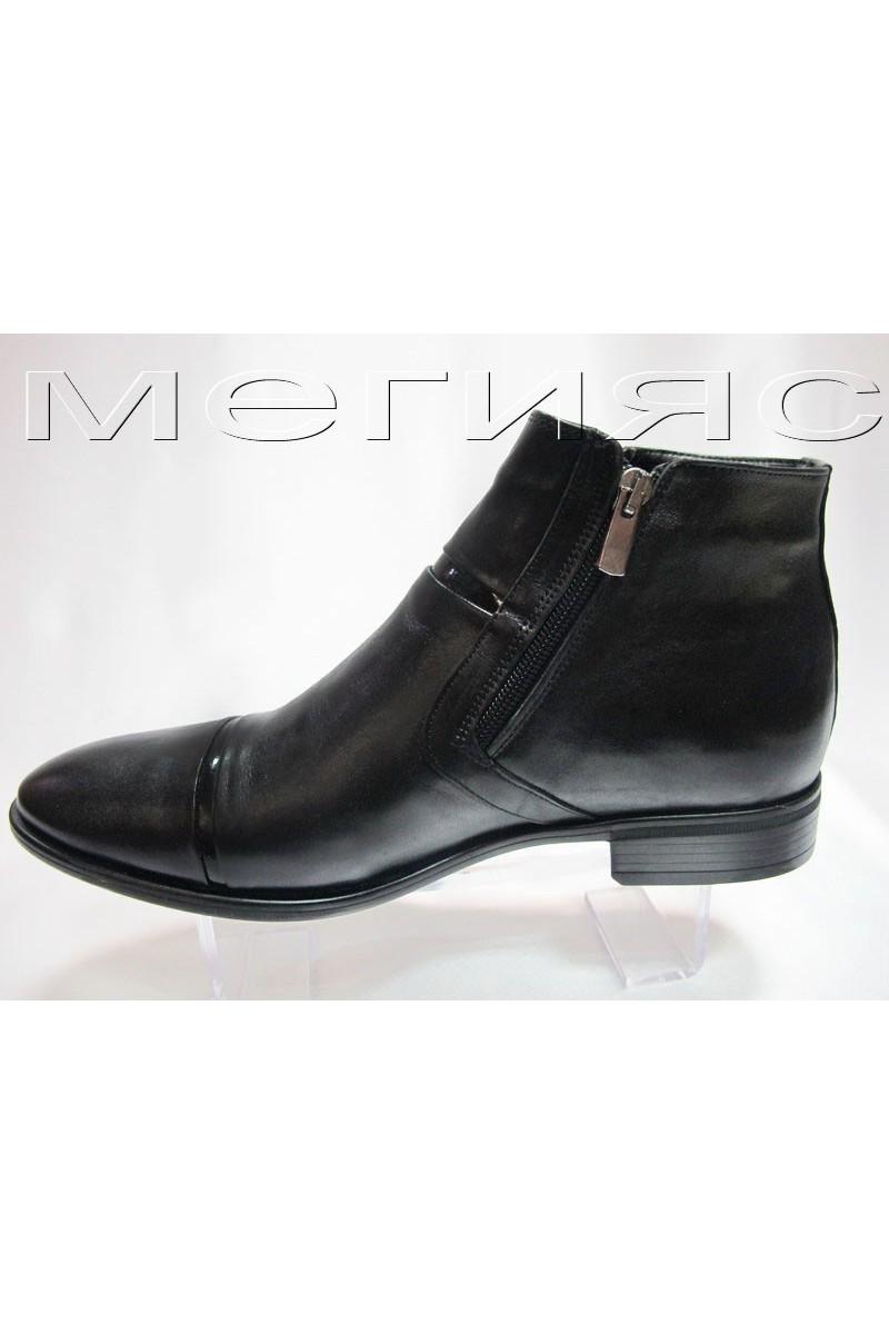 myj.bota Fant.2501 black estestvena koja