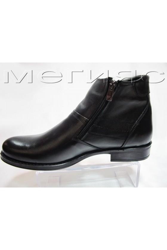 myj.bota Fant.20611 black estestvena koja