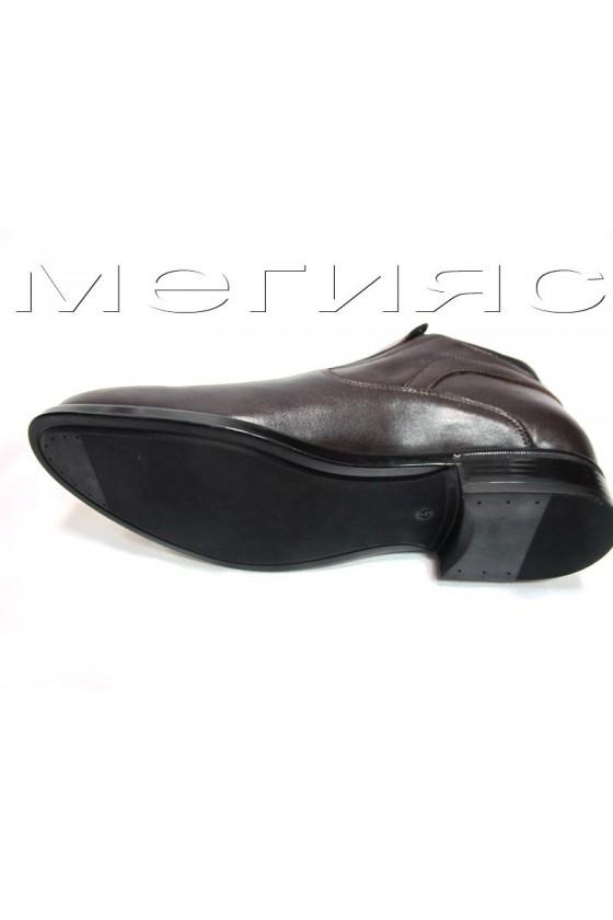 myj.bota Fant.2402 brown estestvena koja