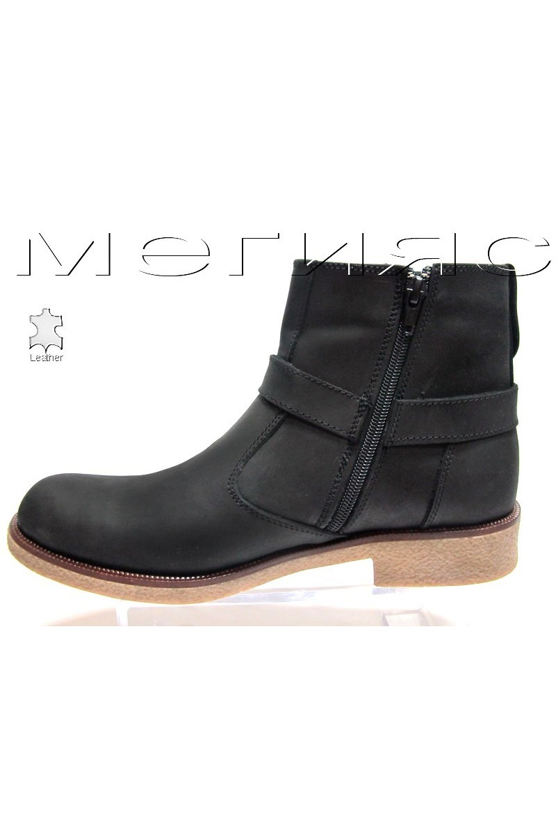 myj.bota 510 black estestvena koja