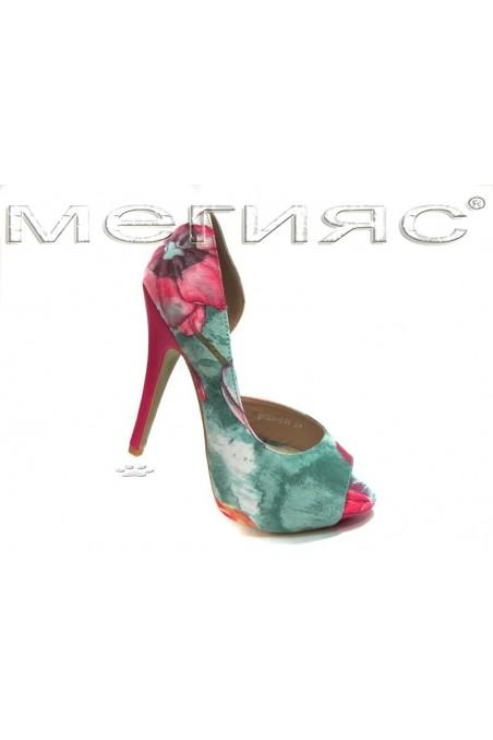 Дамски обувки Simba 031 green