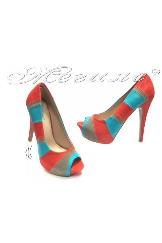 Дамски обувки May 45-13-2 green