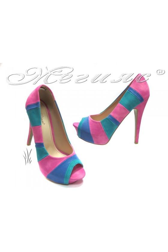 Дамски обувки May 45-13-3 pink