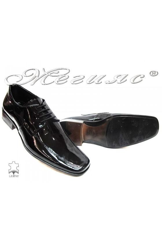 Мъжки обувки Фантазия 827 черни лак