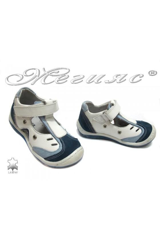 Детски обувки М-12 естествена кожа