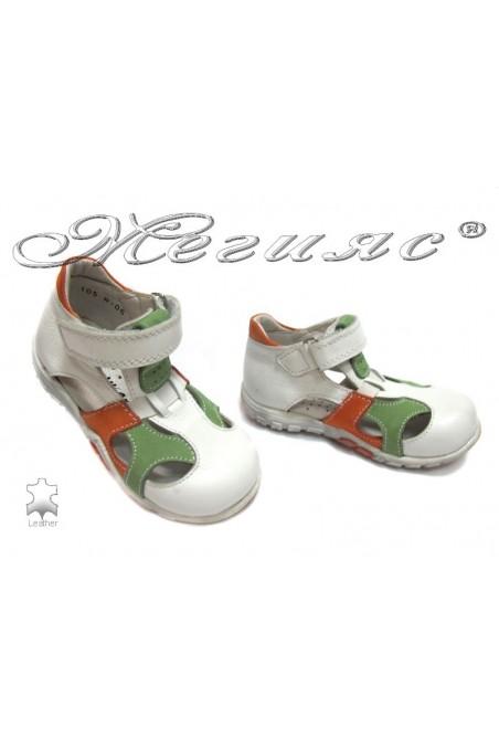 Детски обувки М-5 естествена кожа