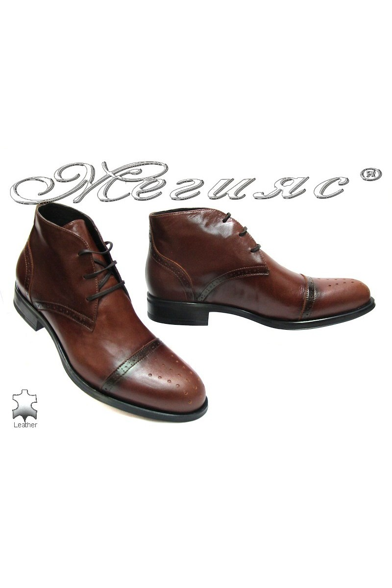 men's boots 3520 brown