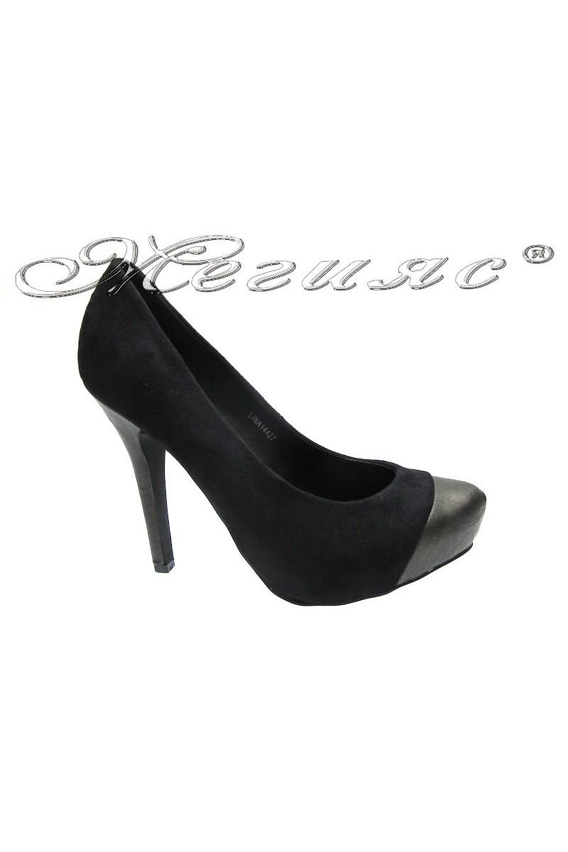 Lady shoes 14227