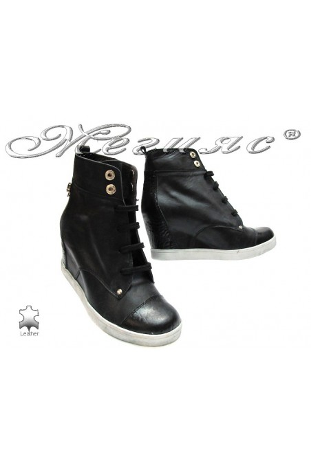 Lady boots 3217 black