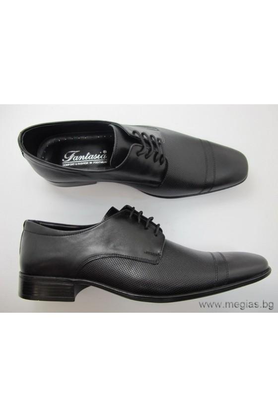 Мъжки обувки fant.4401tochki-estestvena koja