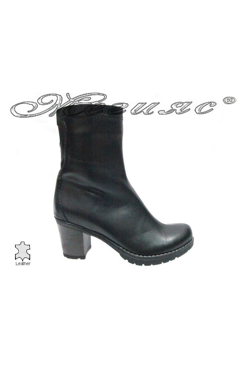 Lady boots 137 black