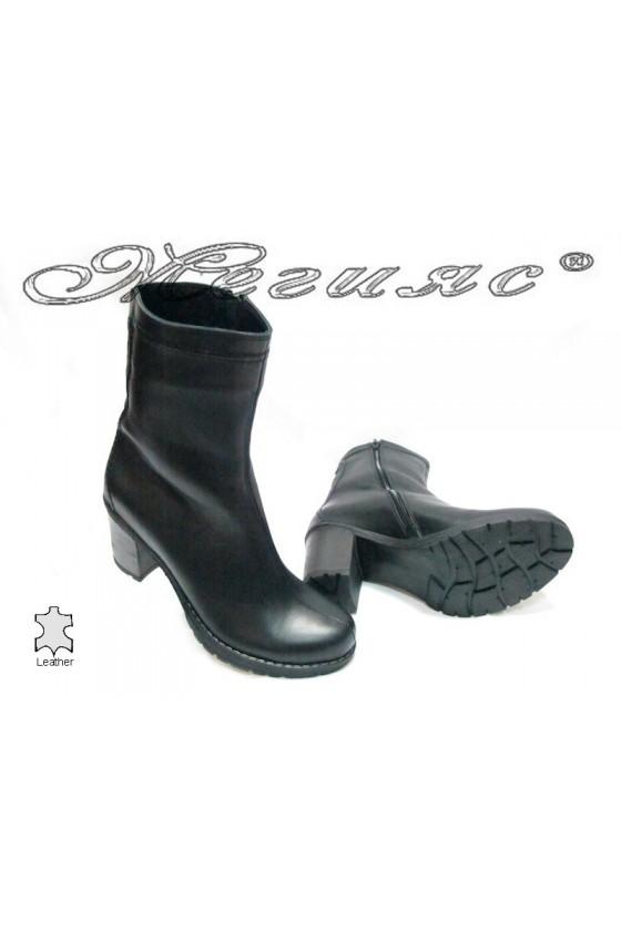 Lady boots 137 black