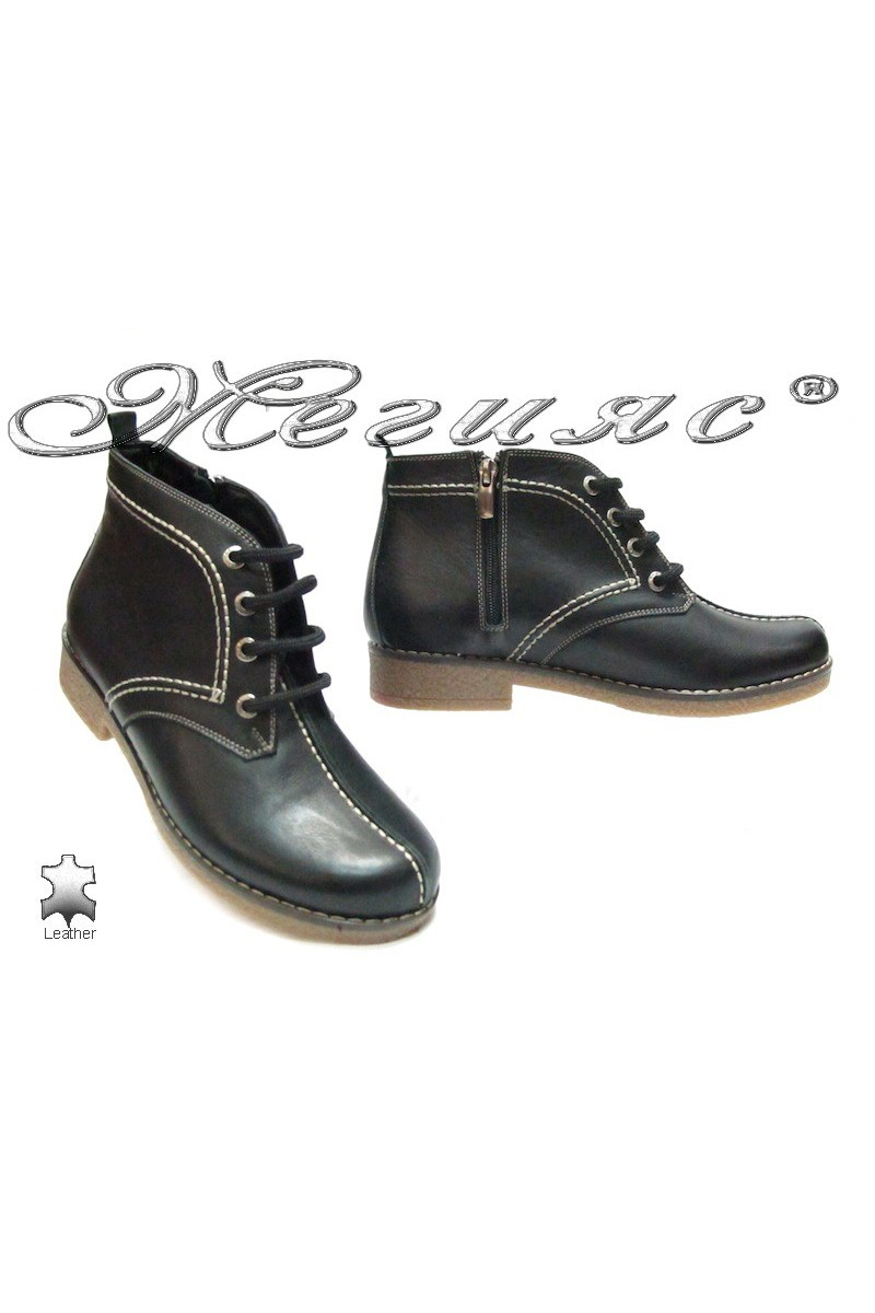 Lady boots Sens.109 black