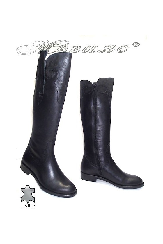 Lady boots 3329 black