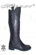 Lady boots 3329 black