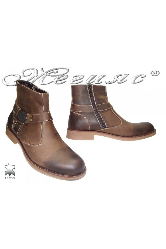 Men's boots 105 brown
