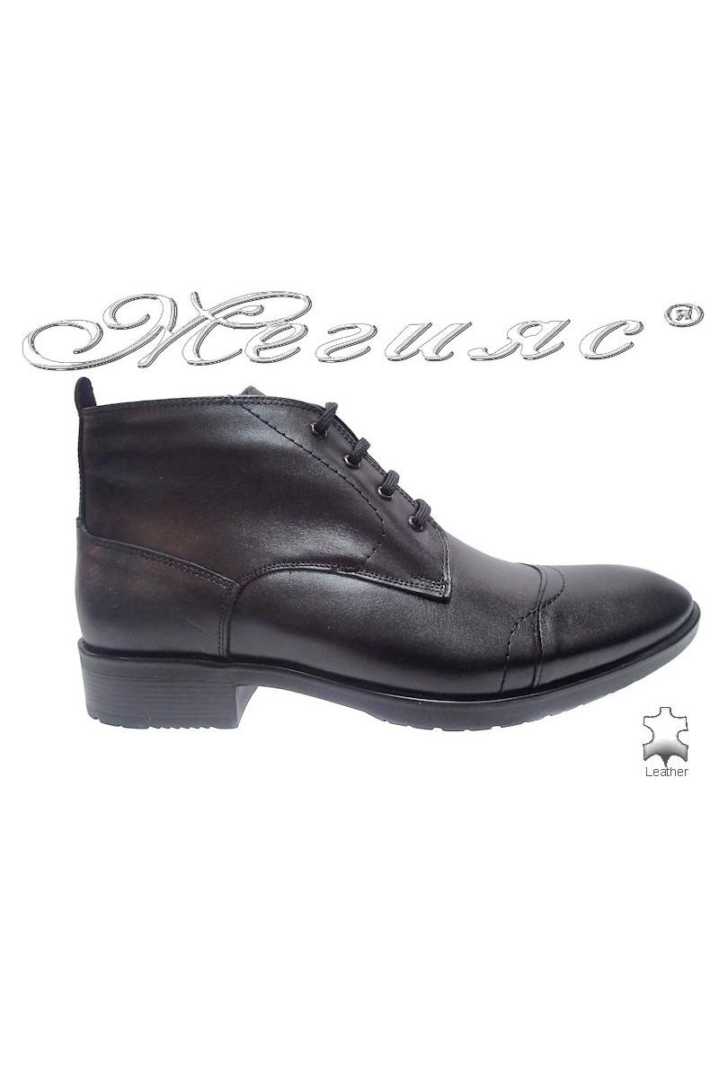 Men's boots 9621 black