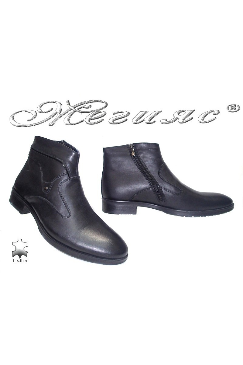 men's boots fantazia 250 black