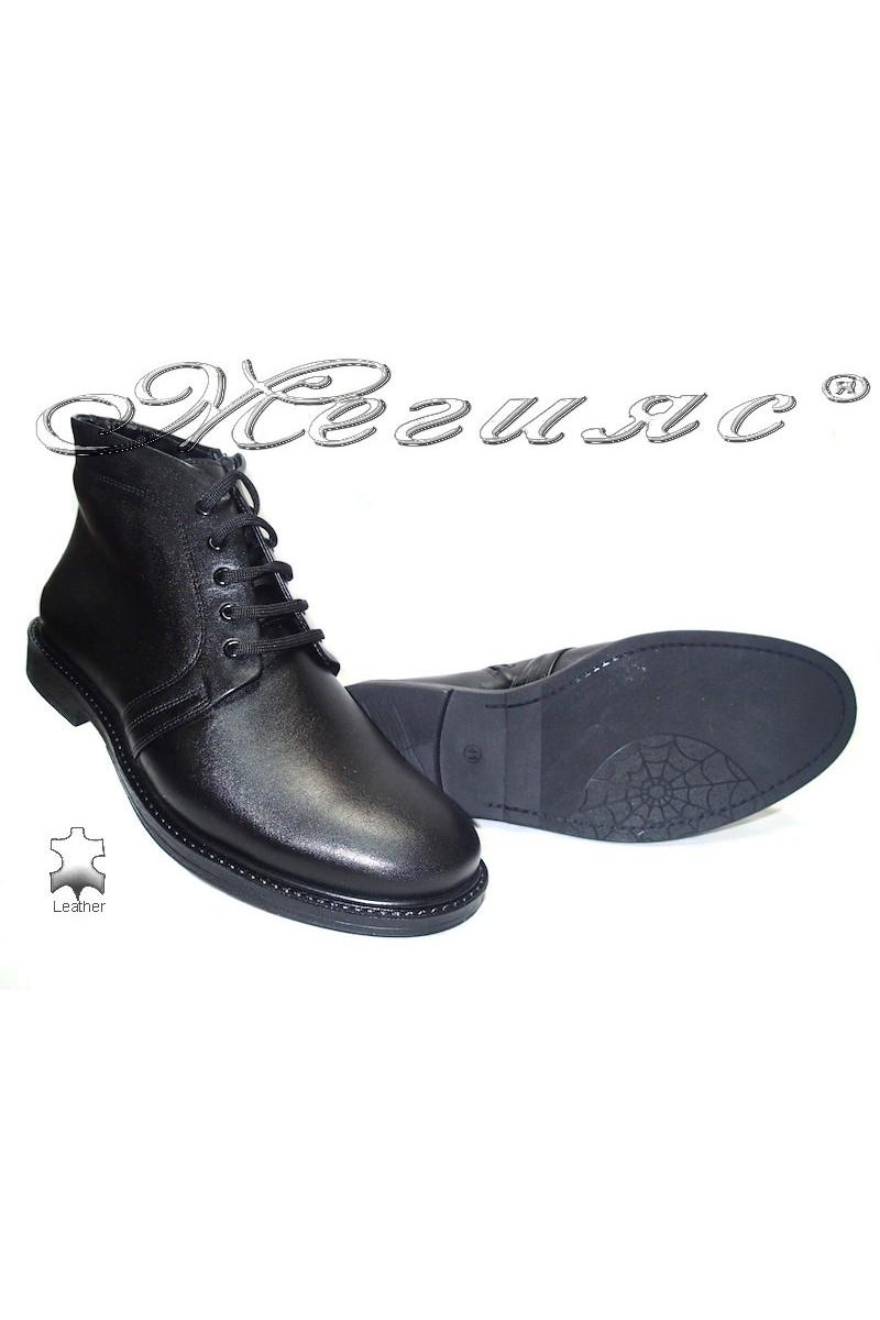men's boots 9521 black
