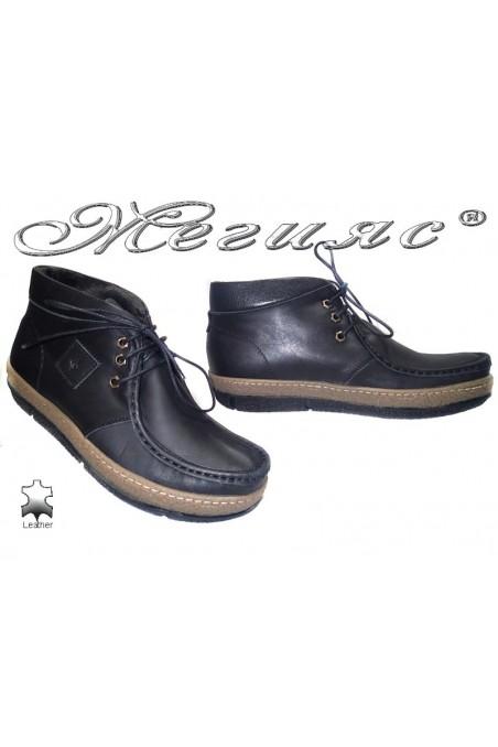 men's boots 700 black