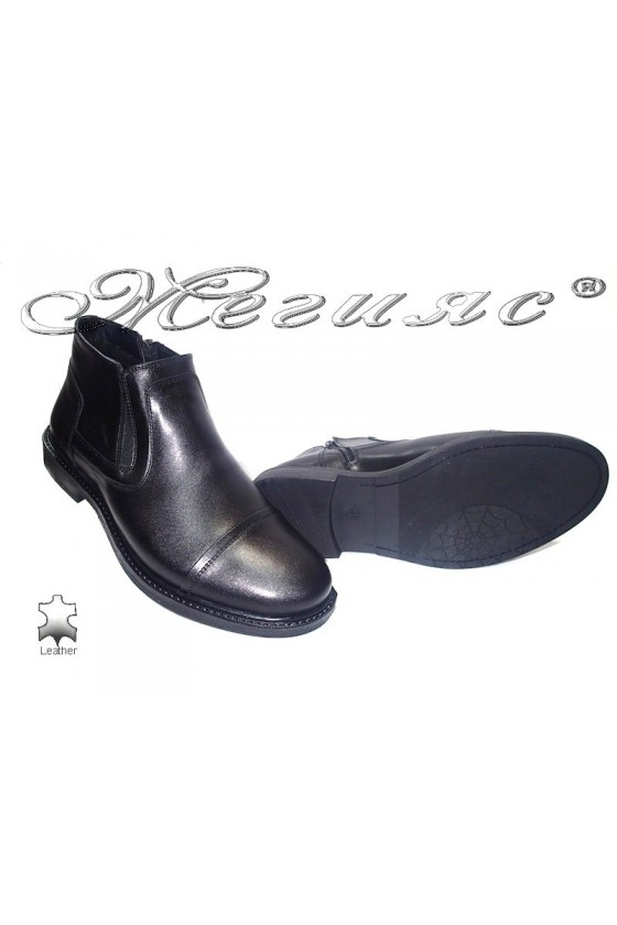 men's boots 9520 black