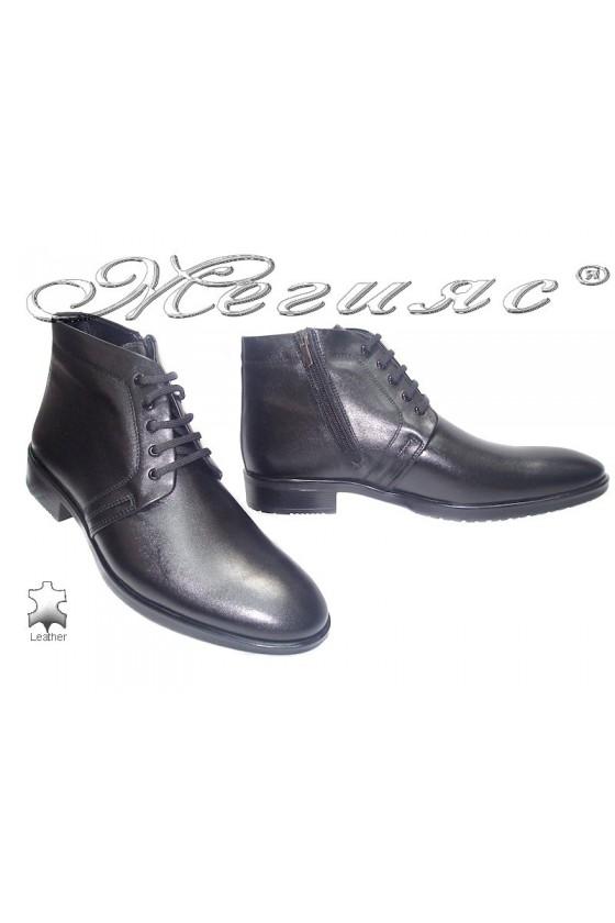 men's boots 9622 black