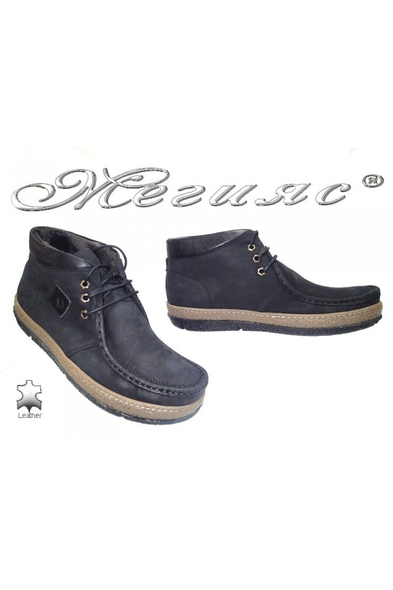 men's boots 700 black suede