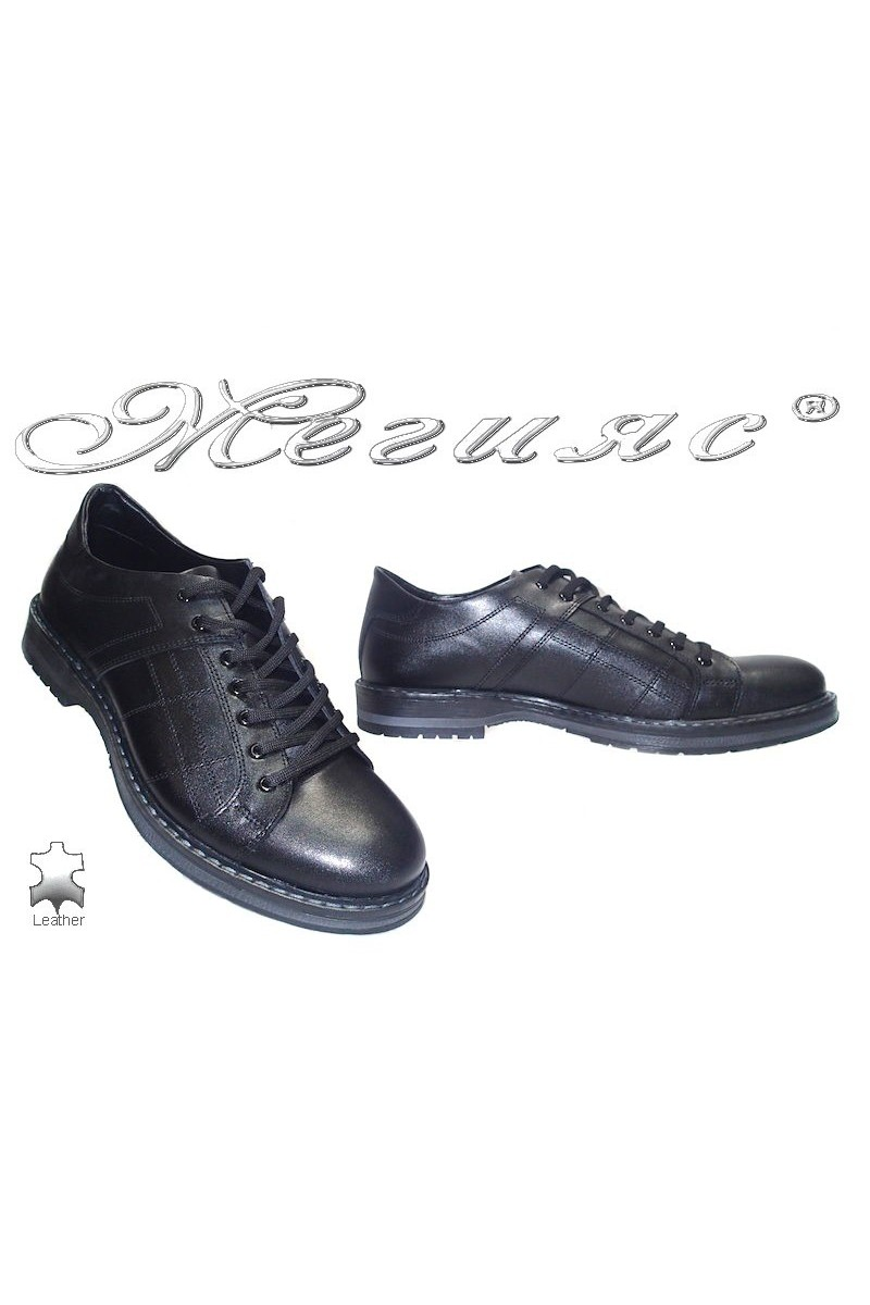 men's shoes 9042 black