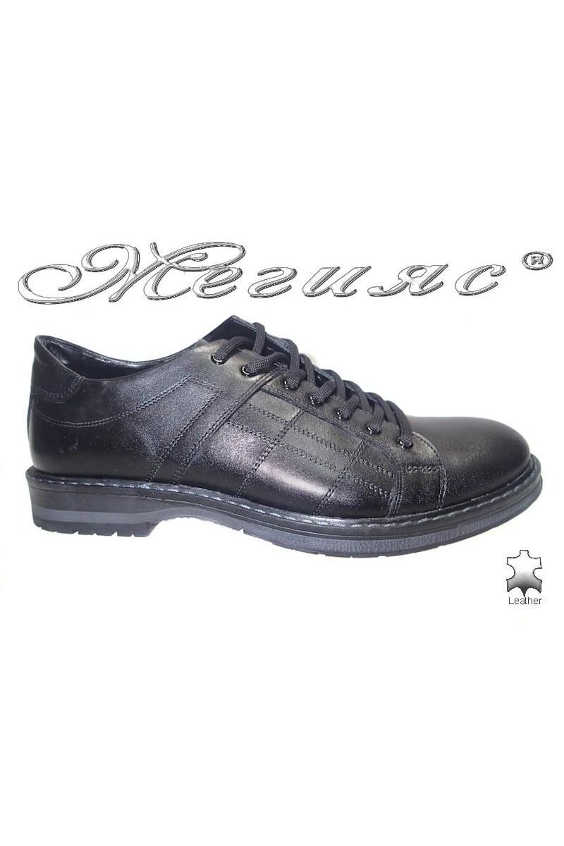 men's shoes 9042 black