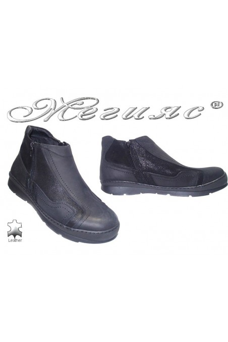 men's boots fenomen 1183 black
