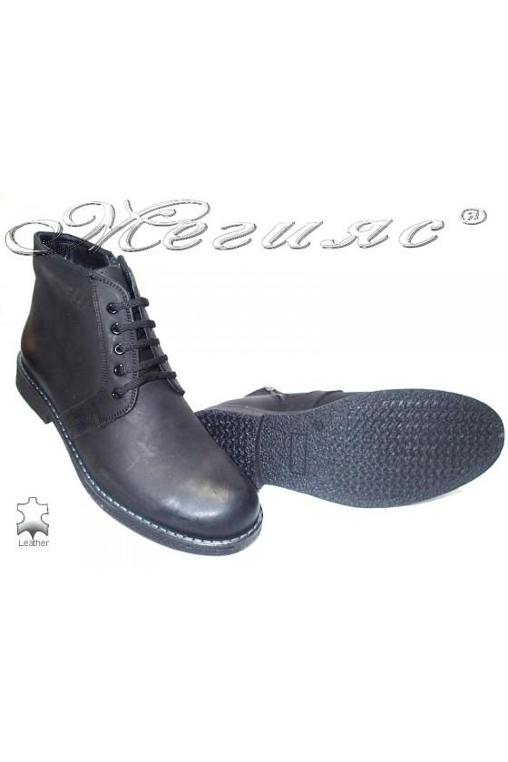 men's boots 2302 black