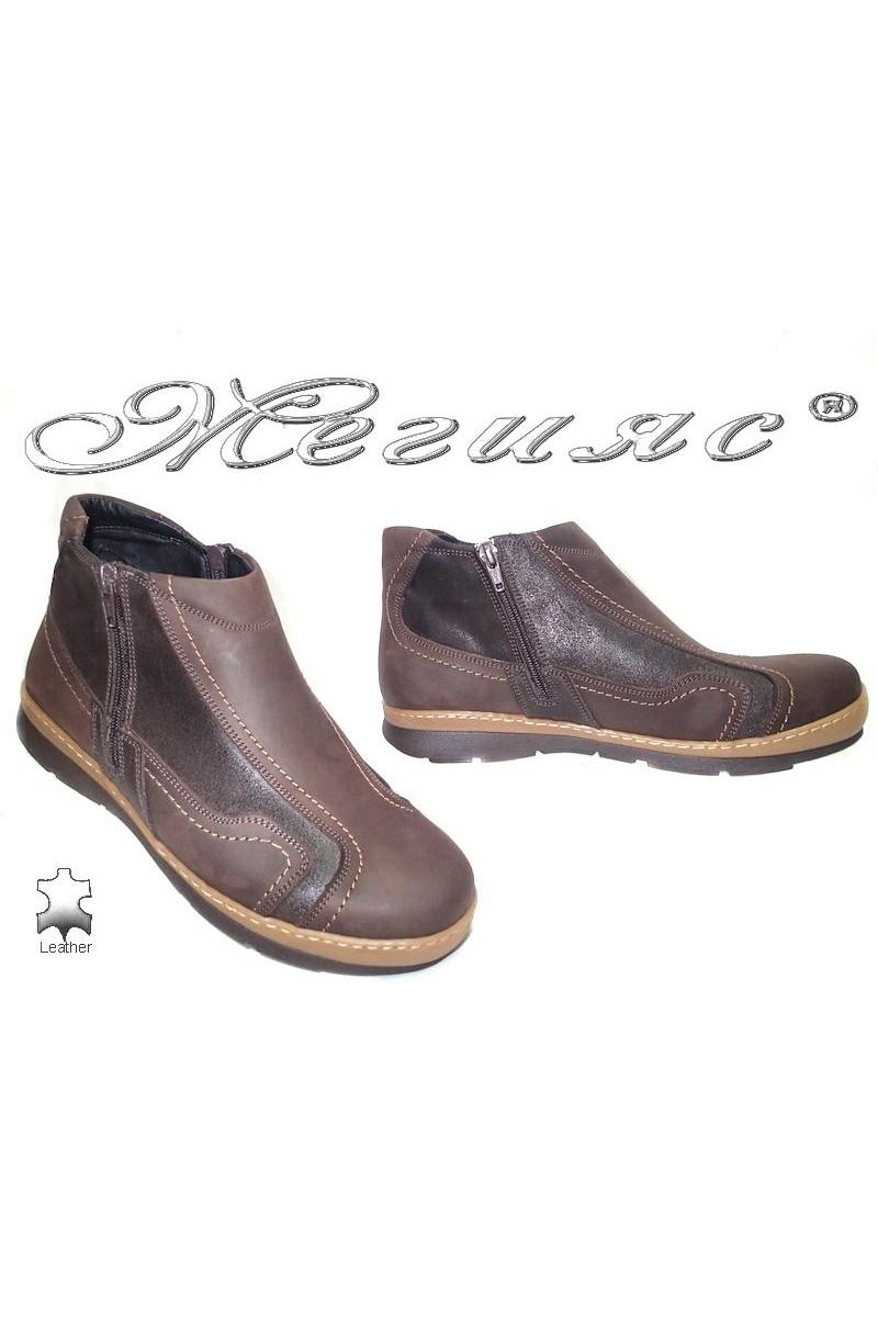 men's boots 1183 brown