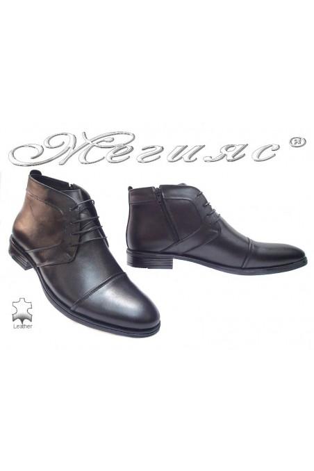Men's boots 1205 black