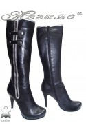 Lady boots 5414 black